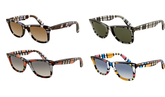 ray ban sunglasses size chart  Luxottica Spring/Summer 2012 Collection - LifestyleAsia Singapore