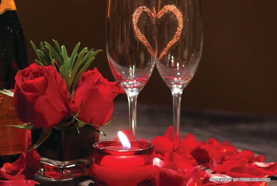 Cute Restaurants that Have Valentine's Day Specials Collections
