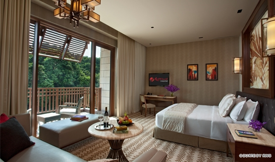 Equarius Hotel and Beach Villas open in RWS | LifestyleAsia Singapore