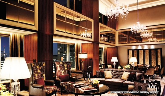 Asian luxury hotel
