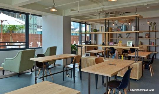 hong kong entrepreneurs new home the hive lifestyle asia hong kong. Black Bedroom Furniture Sets. Home Design Ideas