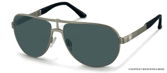 Mercedes benz titanium sunglasses global business forum for Mercedes benz glasses