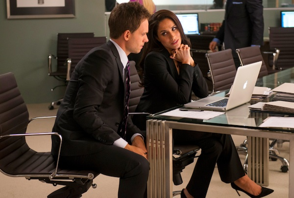 patrick j adams and meghan markle dating - photo #17