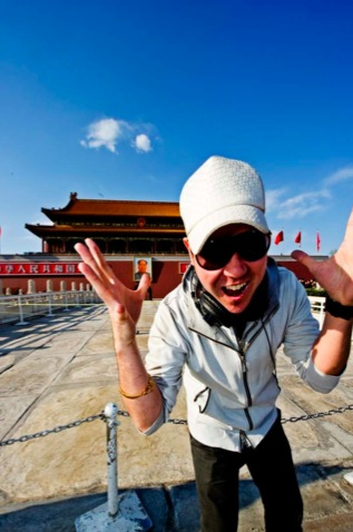 Dj chozie every day is a friday in beijing for Old school house music classics