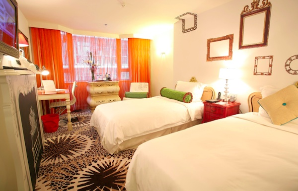 Summer sales where to stay in taiwan and hong kong for Small luxury hotels of the world group